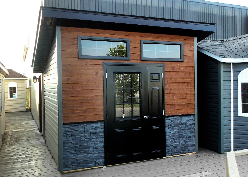 cabanon zen style scandinave les cabanons qu b cois jmp. Black Bedroom Furniture Sets. Home Design Ideas